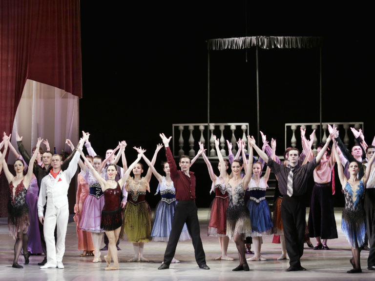 Балет «Танго… история любви»