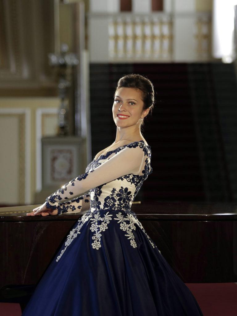 Алексейчук Екатерина Валерьевна, лауреат международного конкурса