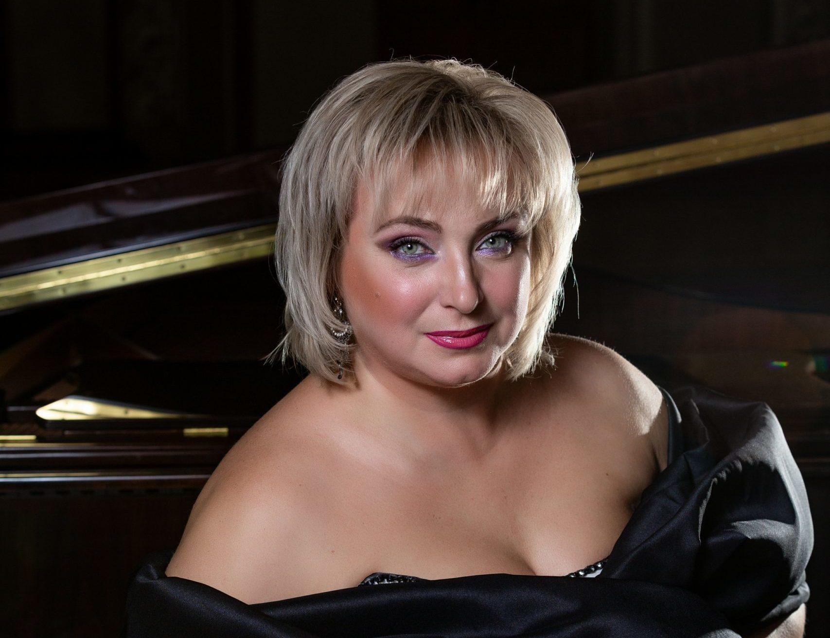 Нарожная Наталия Павловна, заслуженная артистка Украины