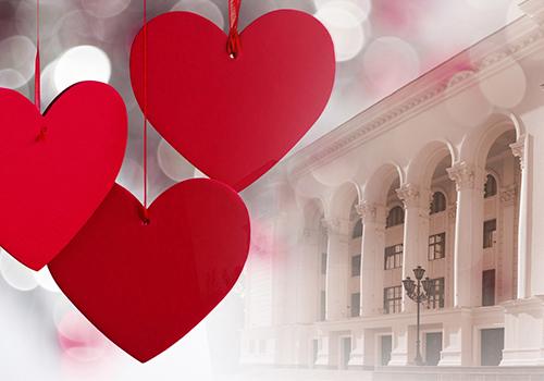 Когда в сердце живет любовь...