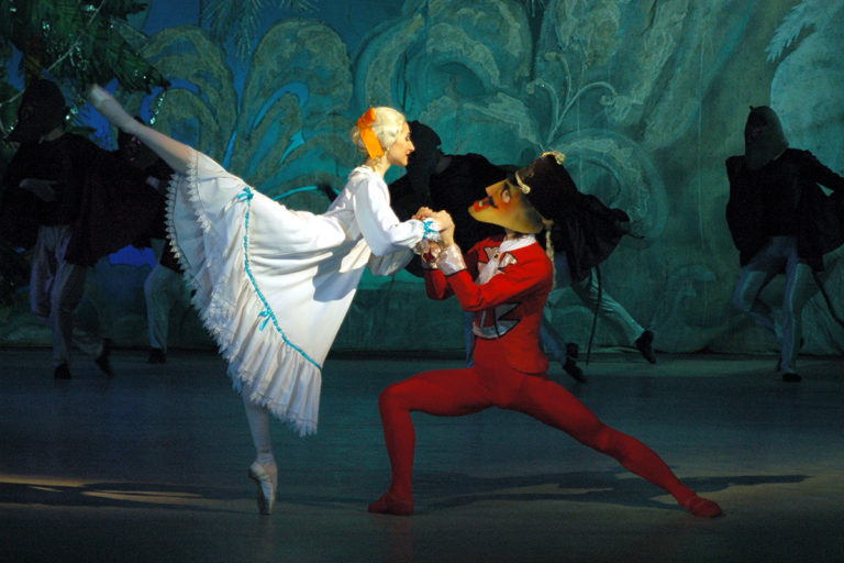 Волшебный «Щелкунчик» в Донбасс Опере