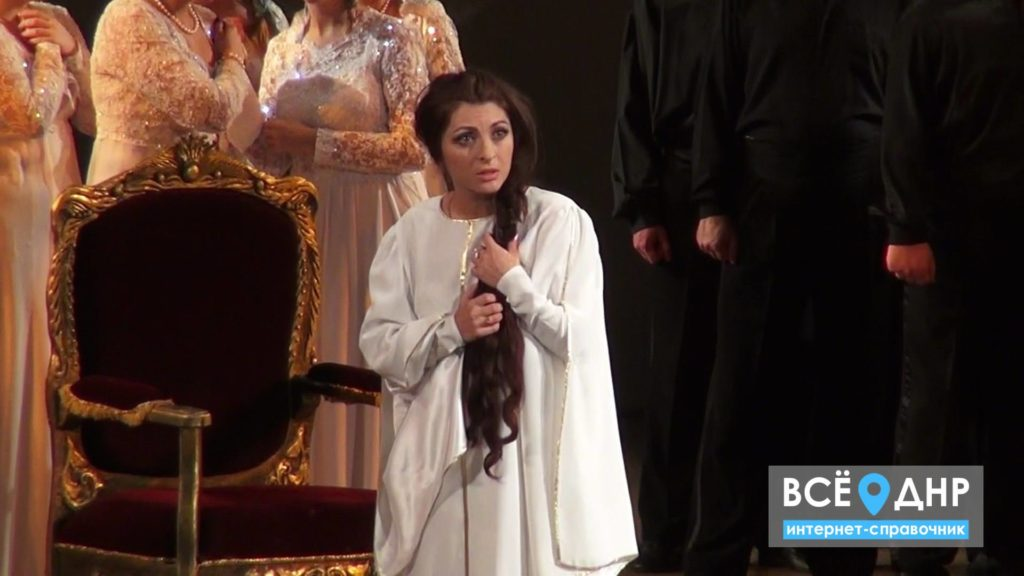 Мэри Саргсян: Карабах, Одесса, Донбасс…