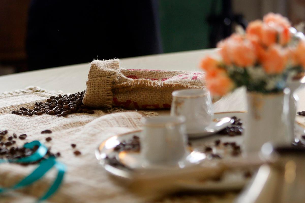 Иоганн Себастьян Бах «Кофейная кантата»: пресс-релиз