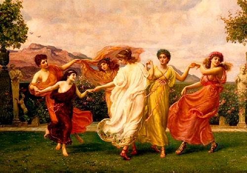 Танцующие эвридики
