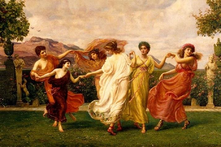 Программа концерта «Танцующие эвридики»