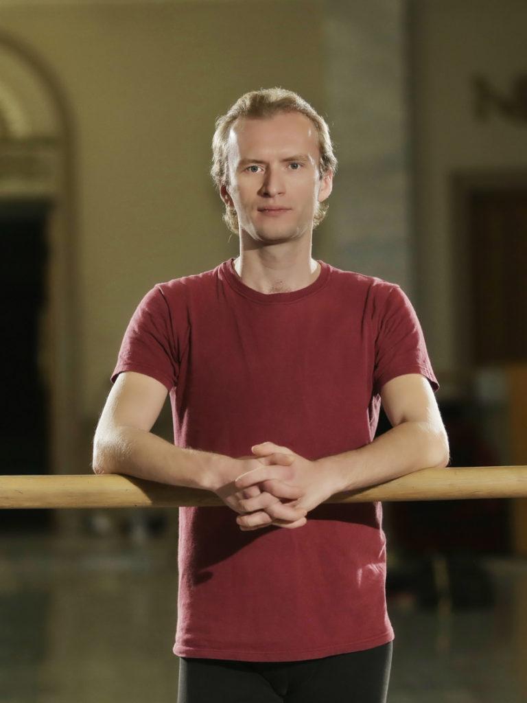 Жучков Николай Юрьевич, ведущий солист балета Донбасс Оперы