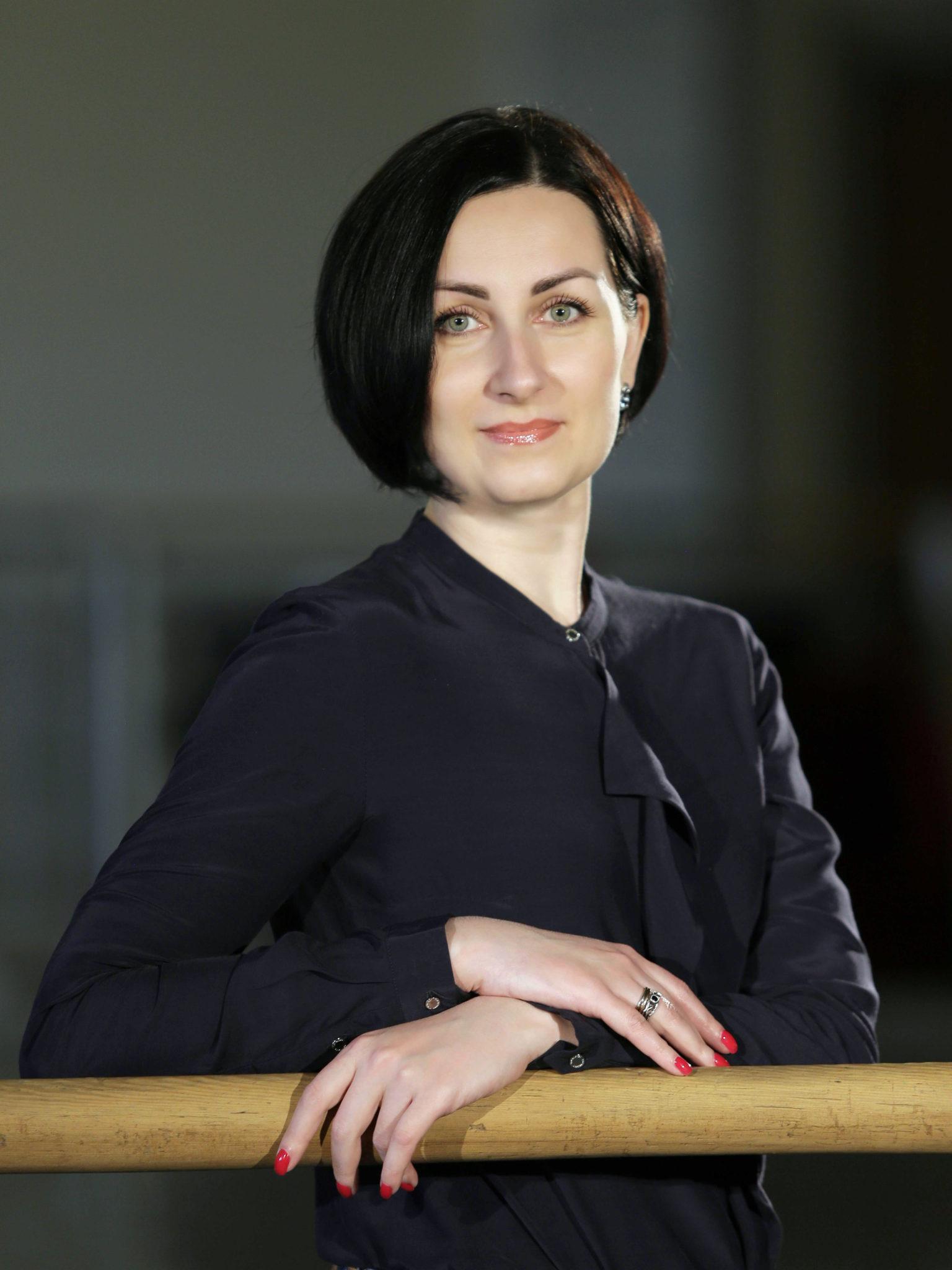 Сафонова Юлия Игоревна - ведущая солистка