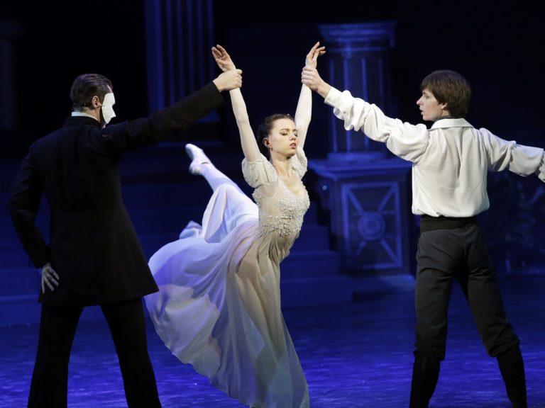 Опера-балет «Он хотел жить, ''как все другие''»