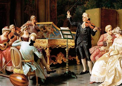 Музыка в стиле барокко