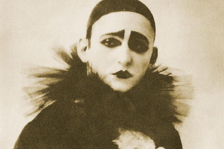 Программа концерта «Под маской Пьеро»