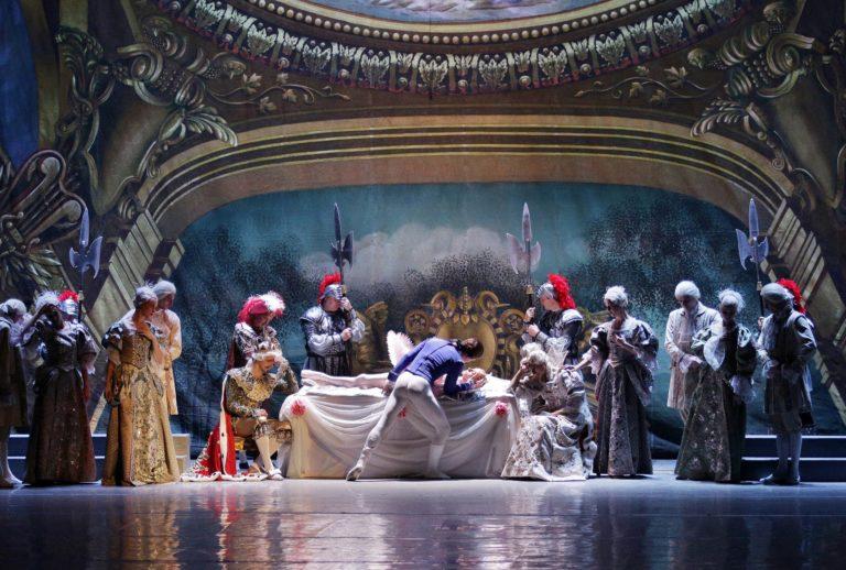 Премьера «Спящей красавицы» в Донбасс Опере