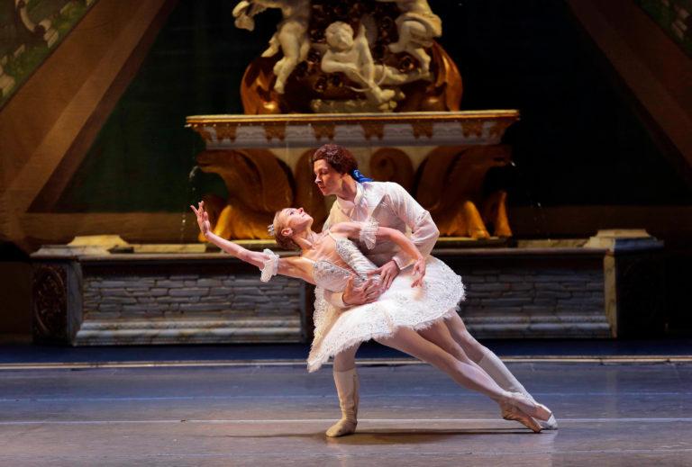 Премьера «Спящей красавицы» в Донбасс Опере, или торжество чистоты классического танца