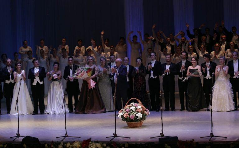 Праздничный Гала-концерт в Донбасс Опере