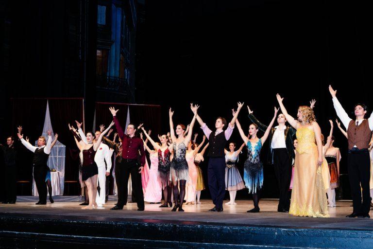 Болеро и Танго от Донбасс Оперы на московской сцене