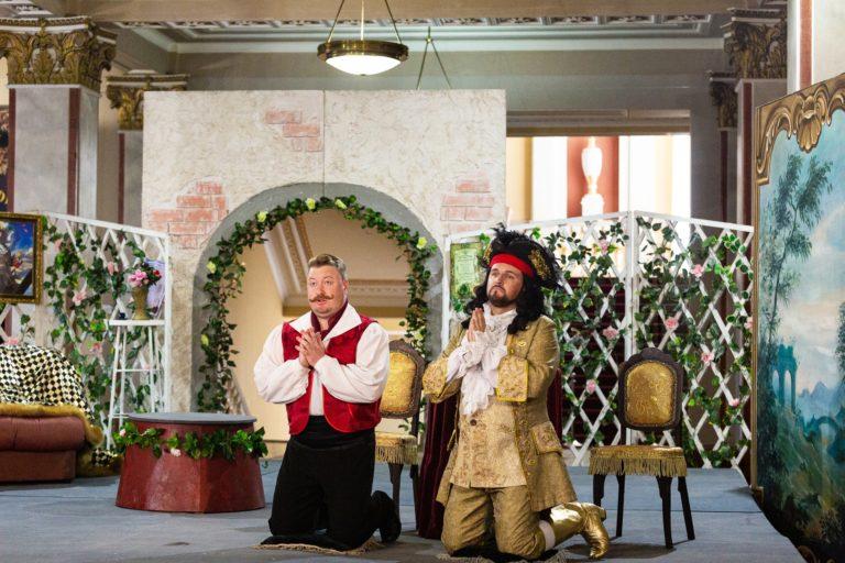 Программа ART Коктейль о премьере комической оперы «Пиратский треугольник /Рита/»